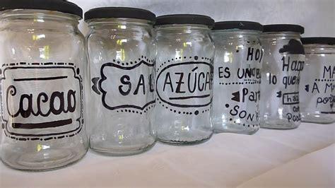 como decorar frascos de vidrio you tube frascos de vidrio reciclado youtube