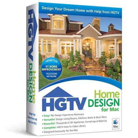 Home Design Software Hgtv Hgtv Home Design For Mac Home Improvement Software
