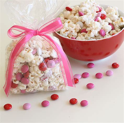 valentines popcorn sweet and salty popcorn