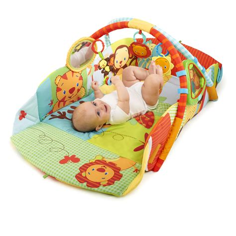 bright starts swinging safari buy activity gyms playmats for babies at babycity uk
