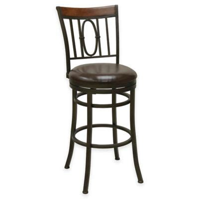 Hillsdale Whitman Swivel Counter Stool by Buy 24 Inch Flared Leg Swivel Counter Stool In
