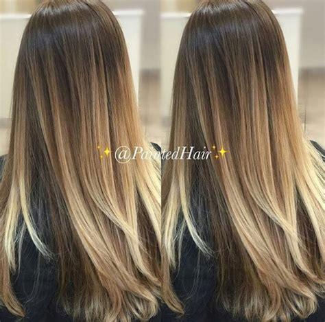 balalaye highlights hair goals image 4022498 par tschissl sur favim fr