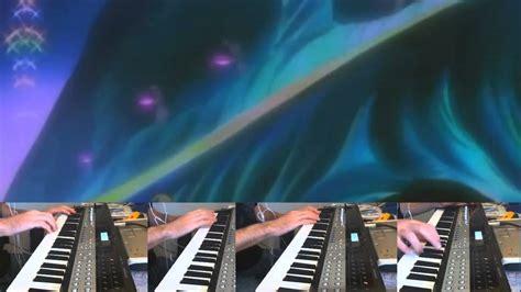 daft punk keyboard daft punk aerodynamic keyboard cover clip youtube