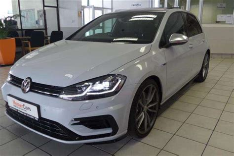 Golf R Auto It by 2018 Vw Golf R Auto Hatchback Awd Cars For Sale In