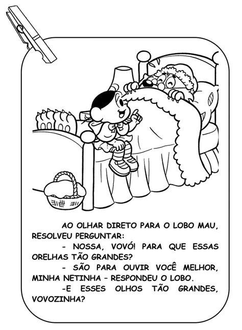 Pin de Raquel Conceição em chapeu | Atividades chapeuzinho