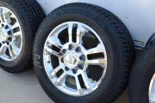 20 Inch Chevy Truck Wheels For Sale Chevy 20 Inch Hd High Country Wheels Oem Factory Wheels