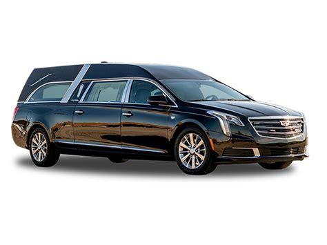 2019 Cadillac Hearse by Platinum Funeral Coach Company Cadillac Hearses