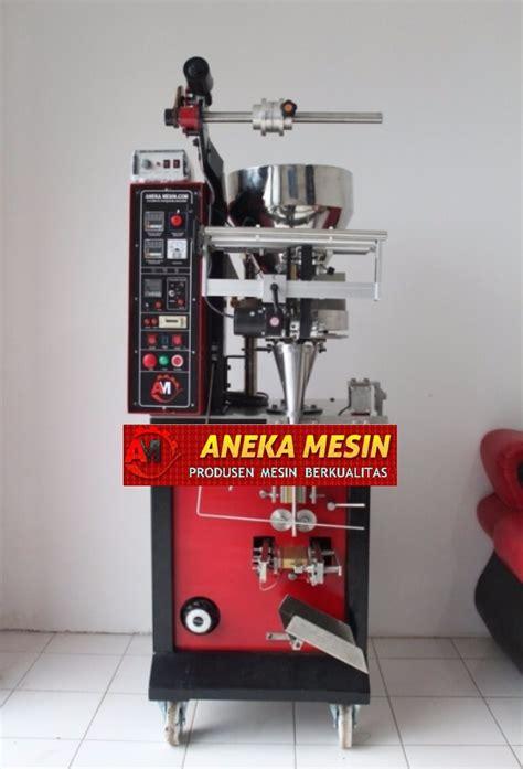 Mesin Kemasan Snack Otomatis Mesin Pengemas Otomatis