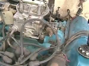 motorcraft 2 bbl adjustment youtube