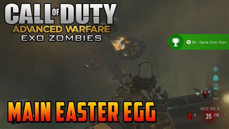 exo zombie tutorial ita advanced warfare quot exo zombies quot easter egg solo tutorial