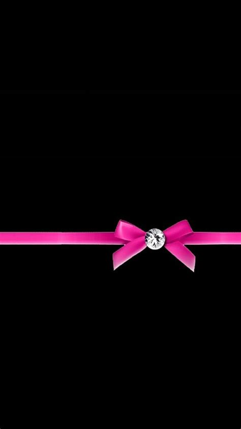 wallpaper ribbon cute pink ribbon bow iphone wallpaper background iphone