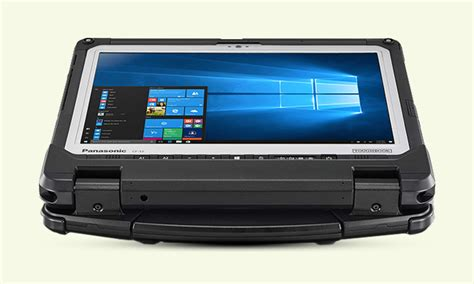 rugged laptops in india panasonic toughbook cf 33 detachable rugged laptop launched india