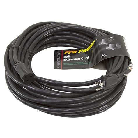 black extension cord 50 ft 12 3 black extension cord extension cords power cords line cords electrical www