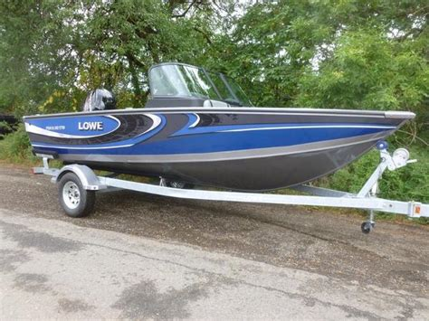 lowe boats used used aluminum fish lowe boats for sale boats