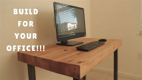 a computer desk diy computer desk how i did it