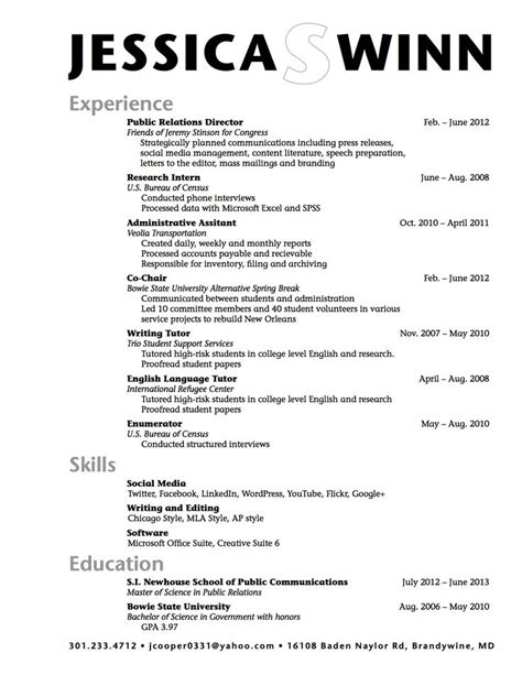 286 best images about resume on pinterest entry level