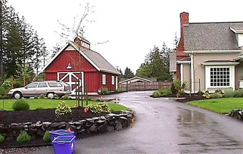 Garages That Look Like Barns | garage looks like barn favorite places spaces pinterest