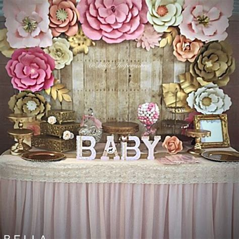 backdrop for baby shower table baby shower backdrop dessert table details pre