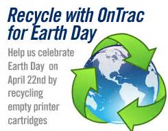 celebrate earth day recycled earth day by cardsdirect celebrate earth day recycle with ontrac receive a free