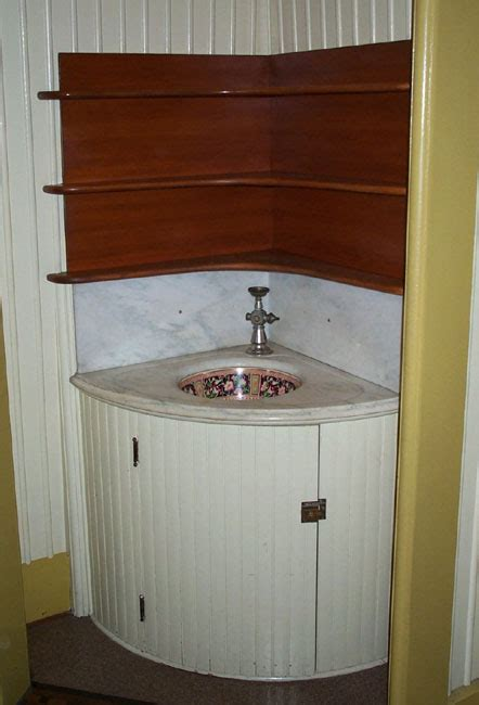 winchester house interior sink