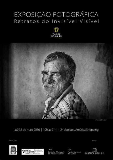 """L'América Shopping - Mostra fotográfica """"Retratos do"""