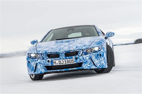 first bmw bmw i8 first review by autocar bmw post