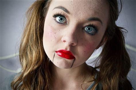 fashion doll makeup lou fashion lifestyle scary