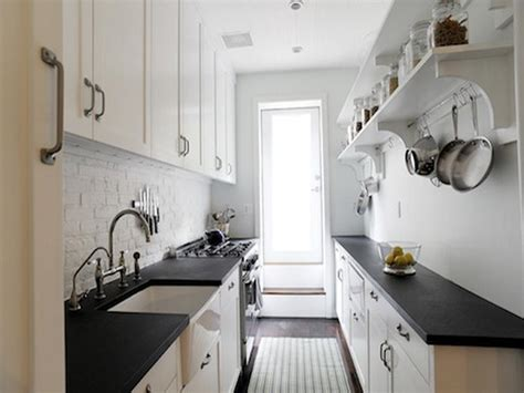 tiny galley kitchen ideas kitchen galley kitchen designs for the best combination of functionality pictures of galley