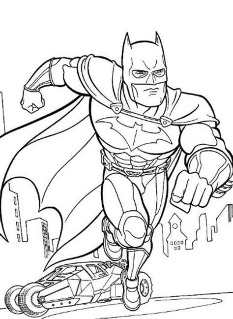dibujos para colorear batman robin batgirl y batman para imprimir imagenes dibujos batman inicia bonitos y divertidos