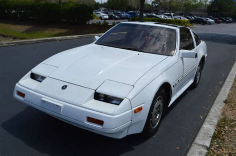 auto air conditioning repair 1995 nissan 300zx instrument cluster 1986 nissan 300zx rare find ttop 5 speed great color high bid wins florida title