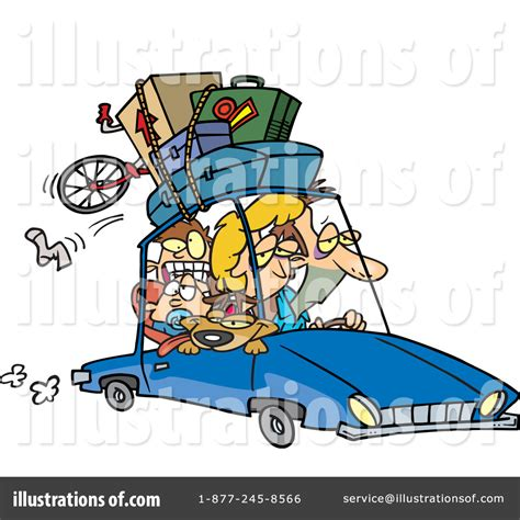 royalty free rf road clipart illustrations vector road trip clipart 442824 illustration by toonaday