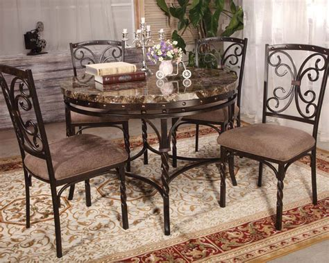 acme furniture dining room set dining set burril by acme furniture ac70584set