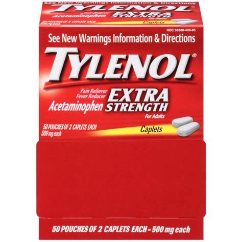 fever reducer for dogs tylenol strength reliever fever reducer caplets two pack 50 ea
