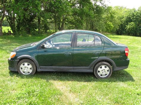 2001 Toyota Echo Mpg 2001 Toyota Echo Green 200 Interior And Exterior Images