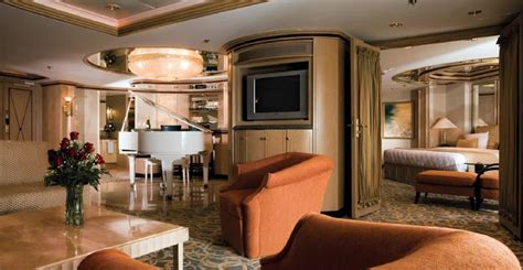 Master Suite Layout grandeur of the seas cruise ship book online royal