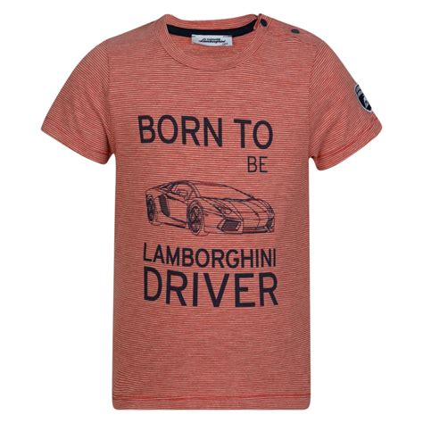 lamborghini clothing uk lamborghini baby boys sport car t shirt lamborghini