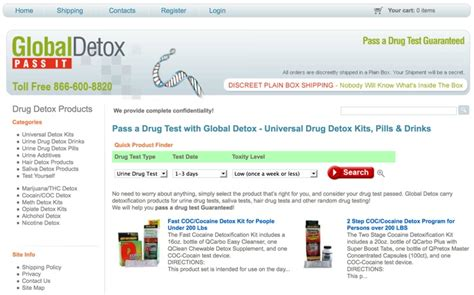 Detox Adderall Test by Dalegriswold S Web Tech