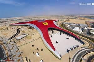 Abu Dhabi Theme Park Theme Park Building Complete Aldar Team Bhp