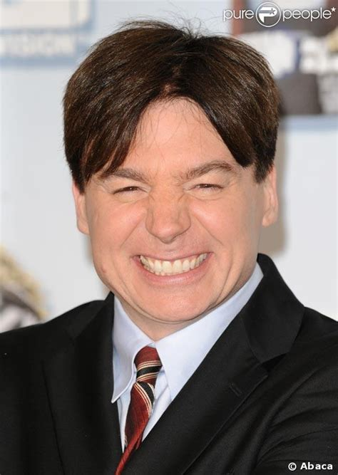 mike myers real voice mike myers