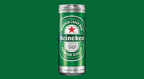 Heineken Mba by Heineken Ganha Identidade Visual E Apresenta Lata