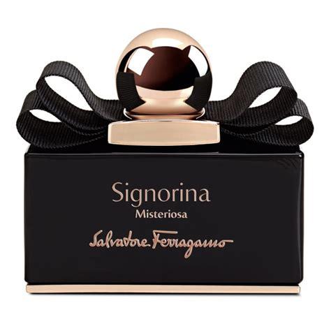 Savatore Feragamo Signorina signorina misteriosa salvatore ferragamo perfume a new