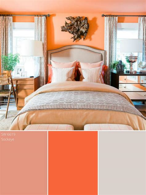 best 25 peach bedroom ideas on pinterest peach colored peach color palette peach color schemes hgtv