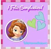 Im&225genes De Feliz Cumplea&241os Princesita Sof&237a  Princesas Disney