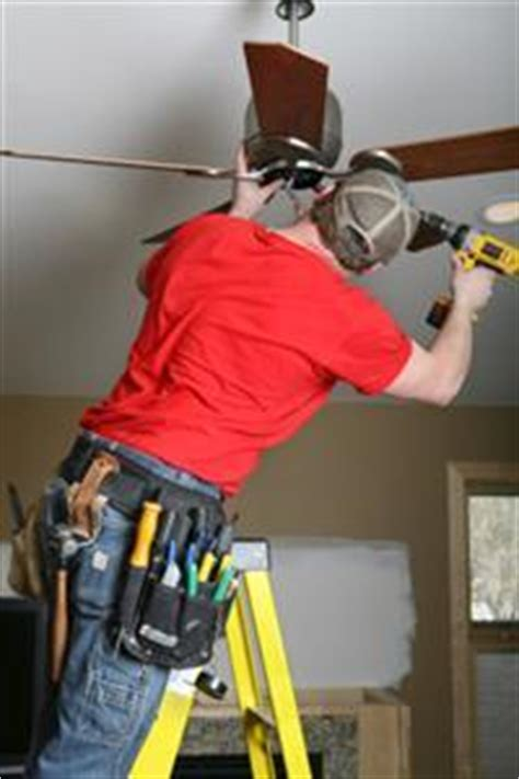Electrician Cost To Install Ceiling Fan by San Francisco Ceiling Fan Repairs Fix Ceiling Fan