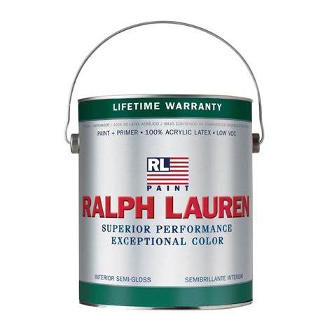 home depot paint quality ralph 1 gal spinnaker semi gloss interior paint