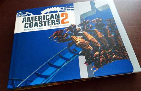 roller coaster coffee table book gift guide for coaster enthusiasts 2016 coaster101