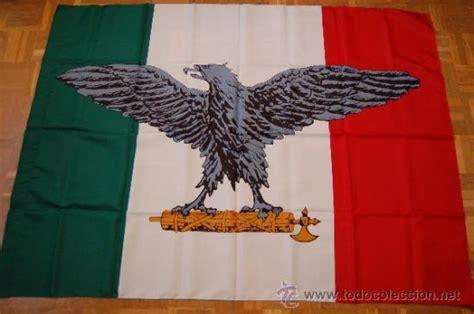 Bandera de la república social italiana (bander - Vendido