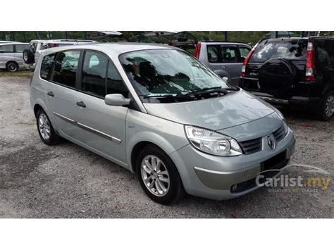 renault scenic 2005 7 seater renault grand scenic 2005 2 0 in kuala lumpur automatic