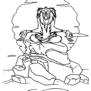 lion king rafiki coloring pages 9 images of lion king rafiki holding simba coloring pages