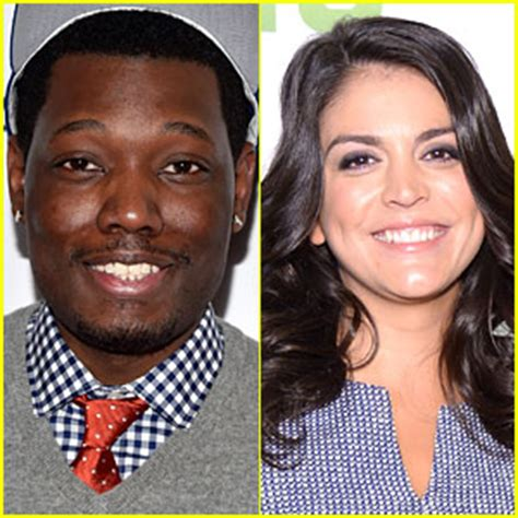 michael che and girlfriend michael che replaces cecily strong on snl s weekend update